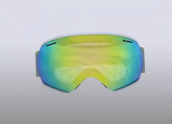 Reanson snow ski goggles introduction