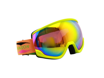 quality mirrored ski goggle